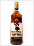 Капитан Морган пряный золотой 50 мл