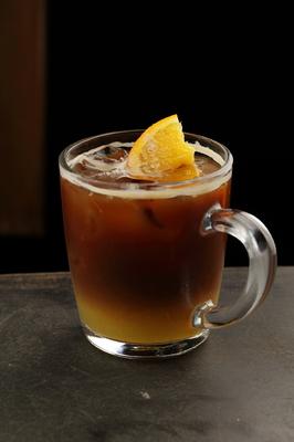 """Холодный кофе """"Апельсиновый""""  300 мл"""