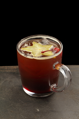 "Холодный кофе ""Гранат"" 300 мл"
