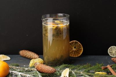Чай груша-ваниль
