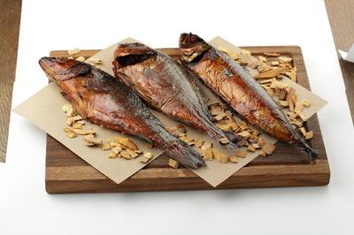 Ассорти копченых рыб 3шт