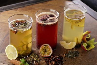 Чай фруктовый с маракуйей