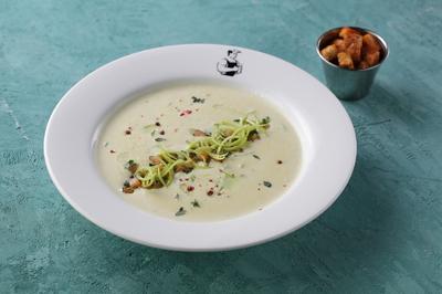 Сливочный крем суп