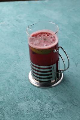 Малиново-смородиновый чай