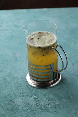 Таежный чай с грушей и маракуйей