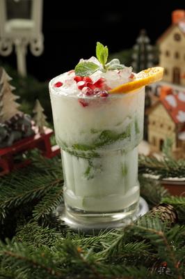 Рождественский мохито
