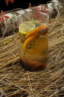 Ромашковый пряный чай