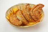 Кибины с бараниной, картофелем и луком 1шт