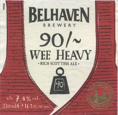 """Belhaven """"Wee Heavy"""" 1л"""
