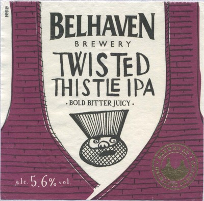"Belhaven ""Thisted Thistle IPA"" 1л"