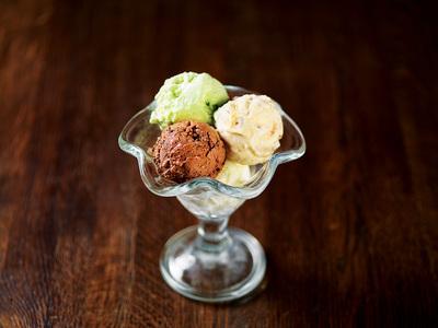 Мороженое в ассортименте